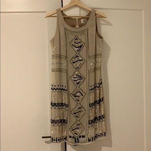 Brand new with tags dress with sequins